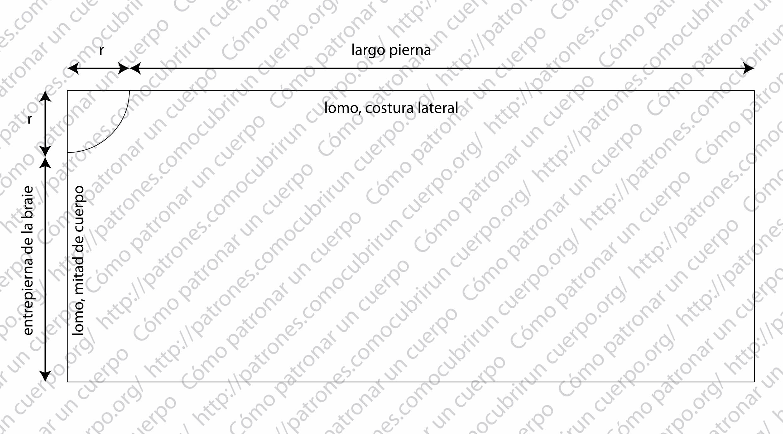 Bustier-braie abombachado con lazo Mod.C2013-001-20131101